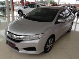 Honda City Lx CVT 4P - 2015