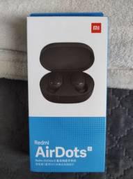 Avassalador! **Redmi AirDots S da Xiaomi**Novo Lacrado com e Entrega rápida