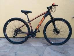 Bicicleta Unissex Aro 29 KSW 24 marchas