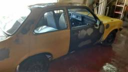 Chevette 78 (Retirada de peças)