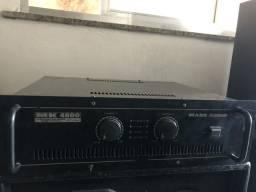 Amplificador Mk 4800