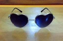 Óculos de Coração Novo!