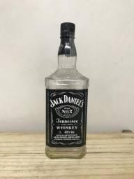 20 garrafas antigas Jack Daniels 1 litro DIY abajur / luminária / copos