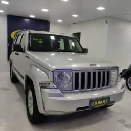 Jeep Cherokee 4x4 com kit GNV- Um Jeep de verdade!! - 2010