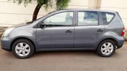Livina S 1.6 Flex Fuel 2011 com 47 mil km - 2011