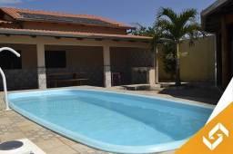 Linda casa c/3 quartos e piscina aquecida em Caldas Novas. Cód 1011