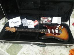 Guitarra fender mexicana lonestar deluxe