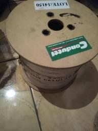 Cabo coaxial bipolar 4 mm comprar usado  São Paulo