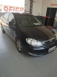 Toyota Corolla XEI 1.8 16v Aut Preto 2005/2005 - 2005