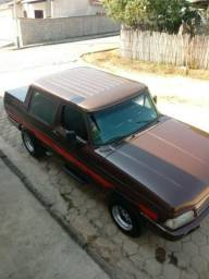 Ford f1000 cab. dupla, ac/ trocas - 1989