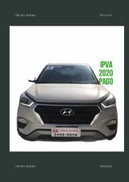 Hyundai creta 2018 automático top - 2018