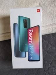 Avassalador! ***Redmi Note 9 128 da Xiaomi***Novo Lacrado com e Entrega rápida