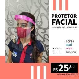 Protetor Facial | Várias cores