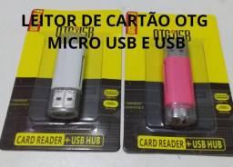 Adaptador Cartão Usb V8 (Entrega Domiciliar Grátis)
