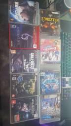 Lote de Jogos PS3 Perfeito Estado