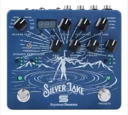 Pedal Silver Lake Dynamic Reverb - Seymour Duncan