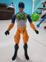 Boneco Max Steel articulado