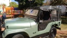 Vendo jeep Willys ano 62 ou troco em camionete diesel