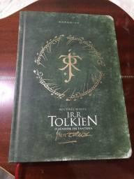 Livro do Tolkien - darkside / edição comemorativa