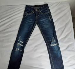 Calça jeans Damyller tamanho 34