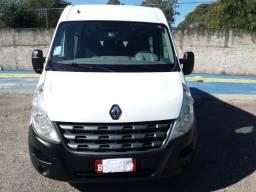 Renault Master 2016 Minibus 1 dono R$ 125.300 troca, finac