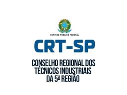 Curso Concurso Crt SP Técnico Administrativo
