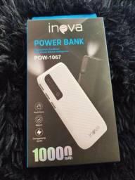 Carregador Portátil Power Bank<br> Pineng 10000mahpara android e ios.<br><br>