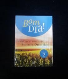 Bom Dia! Leituras diárias com Stormie Omartian Vol.2 em perfeito estado