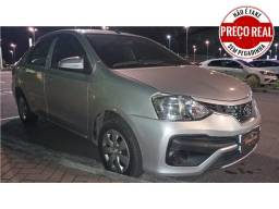 Toyota Etios 2018 1.5 x sedan 16v flex 4p manual