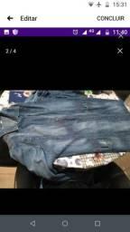 Sobretudo jeans