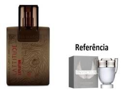 Incrível Perfume Inspirado no Invictus Paco Rabanne Alta qualidade e Fixação