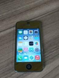 Título do anúncio: Iphone 4 desbloqueado - 32GB