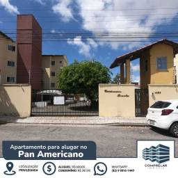 Título do anúncio: Apartamento com 3 dormitórios, 56 m² - venda por R$ 190.000,00 ou aluguel por R$ 600,00/mê