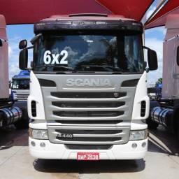 Scania R 440 - 2013/13 - 6x2 (BAP 2538)