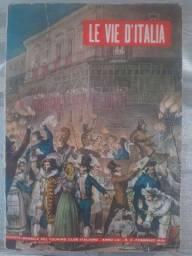 Título do anúncio: Revista Itália anos 50
