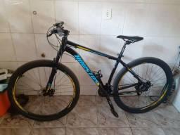 Título do anúncio: Bicicleta aro 29 vendo ou troco por cordão de Ouro