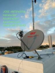 Instalador de Antenas J.P