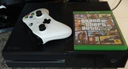 Xbox one fat 500g acompanha caixa.