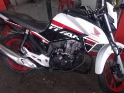 Titan 160 Ex 2019/2020  versão especial 14.000