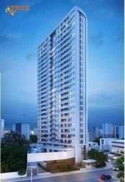 Título do anúncio: Apartamento com 3 dormitórios para alugar, 113 m² por R$ 5.500,00/mês - Boa Viagem - Recif