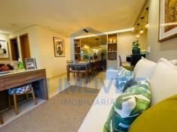 Apartamento para venda com 2 quartos, 76m² Cond. Feel Home Lago das Rosa em Setor Oeste