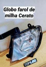 Globo Farol de milha Cerato