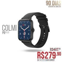 Título do anúncio: Sem Juros! Smartwatch Colmi P8 Plus (Novo)