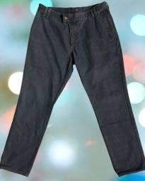 Calça jeans Zegnaa Italiana Encorpada