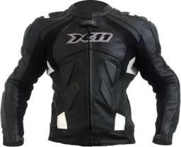 Título do anúncio: Jaqueta de couro X11 Tam. M