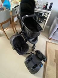 Título do anúncio: Kit carrinho de bebê completo