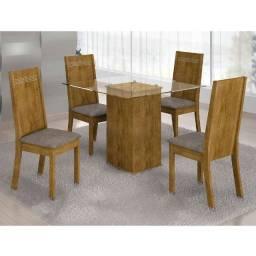 Mesa 4 Cadeiras Havai //ZAP *