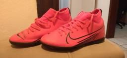 Chuteira Futsal Nike Mercurial SuperFly 7. Estado de nova