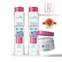 Kit Quero Cachos Mahair Cosmetics