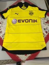 Camisa Borussia Dortmund 2015-2016